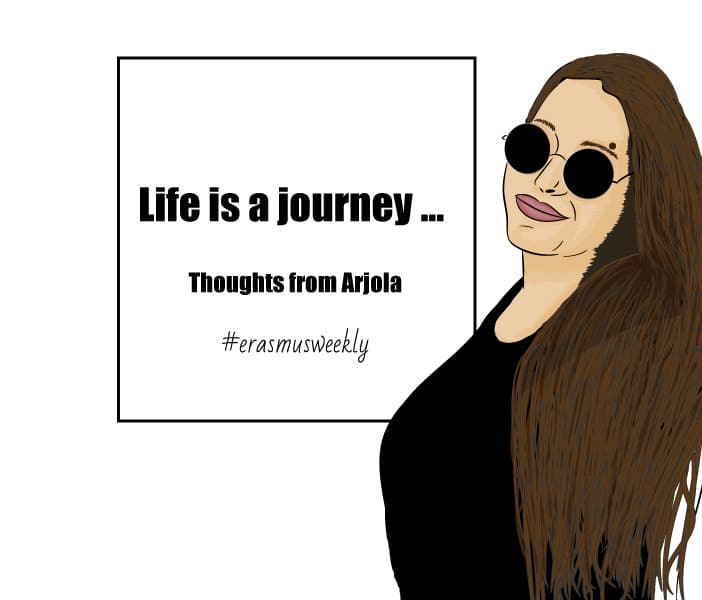 life-is a journey graphic